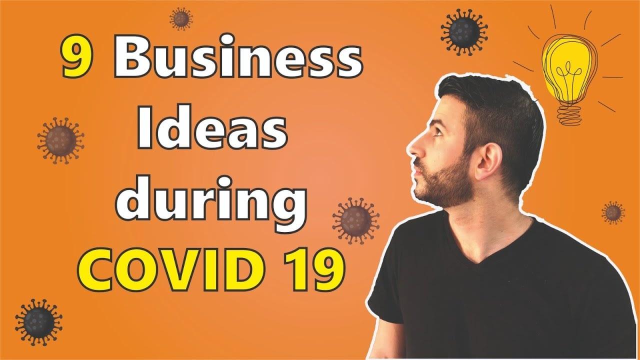 covid-19 business ideas