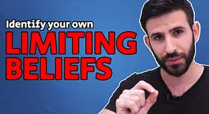 How to self identify LIMITING BELIEFS