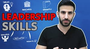 3 MOST important Leadership skills