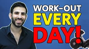 Make Working-Out a Daily Habit