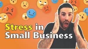 7 sources of small business stress | how to deal with stress in small business