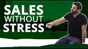 Sales Without Stress (master selling stresslessly)