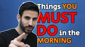 Add This Thing To Your Morning Routine