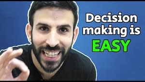 Make decisions instantly and become free