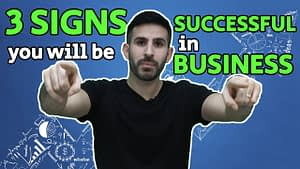 Characteristics of a Successful Entrepreneur (or business owner)