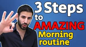 Create an Amazing Morning Routine