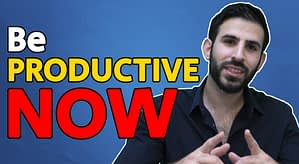 Be Productive NOW
